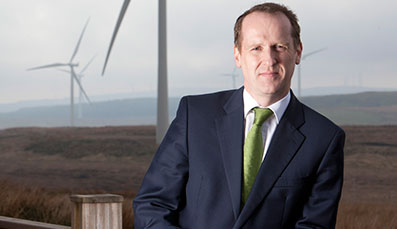Keith Anderson Appointed as CEO of ScottishPower