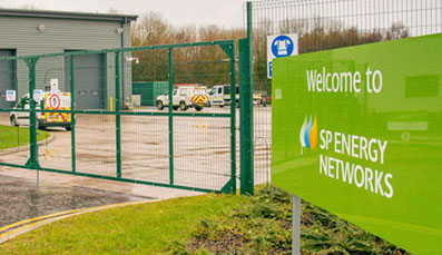 Official Opening for New Middlewich Power Depot