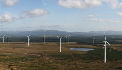 ScottishPower Renewables Gets to Work on Kilgallioch Windfarm
