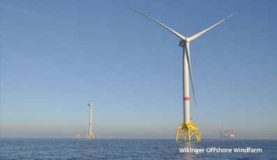 ScottishPower Renewables receives planning approval for East Anglia THREE offshore windfarm