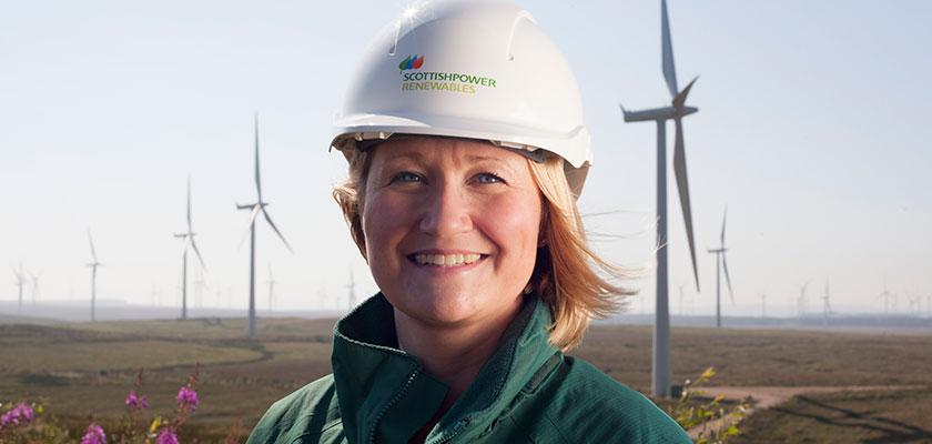Lindsay McQuade Takes Over at ScottishPower Renewables