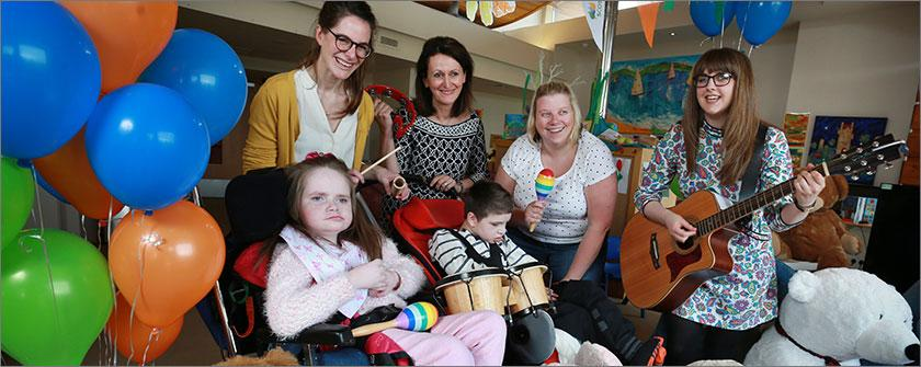 ScottishPower Foundation announces second year of support for Music in Hospitals Scotland