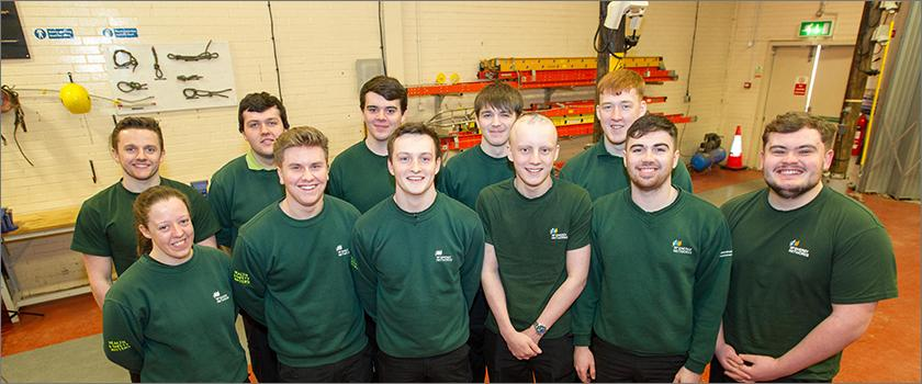 Power of Apprenticeships Recognised During Scottish/National Apprenticeship Week