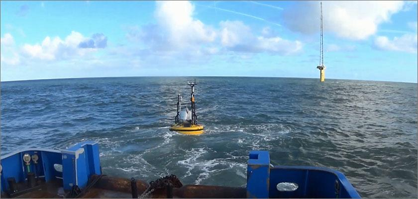 East Anglia Hosts OWA Trials Of Pioneering Offshore Wind Monitoring Technology