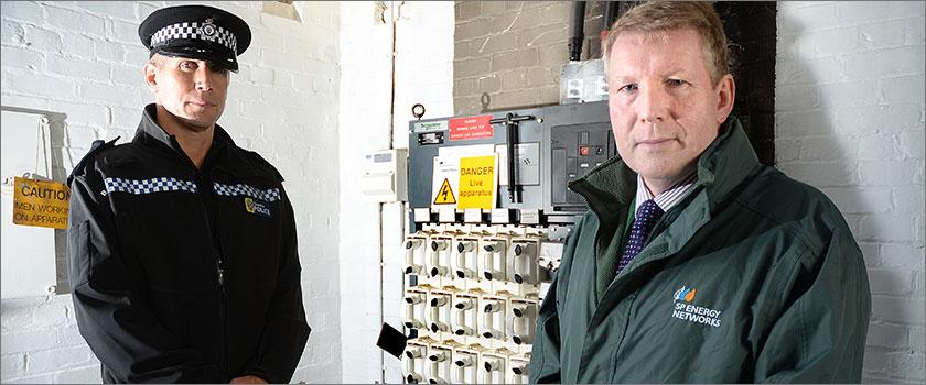 Huge spike in metal theft - £10,000 reward after dozens of electricity substations targeted