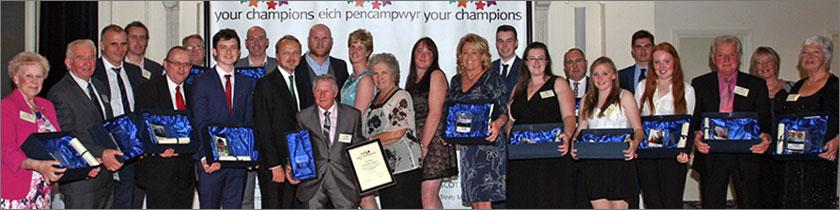 Celebrating the unsung heroes of North Wales - Your Champions Awards 2016!