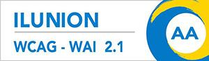 Ilunion WCAG - WAI 2.0 / AA level accessibility certification