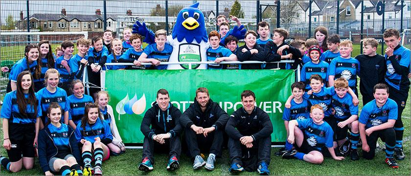 Carrick Academy book place in final of ScottishPower Warriors Rugby Championship