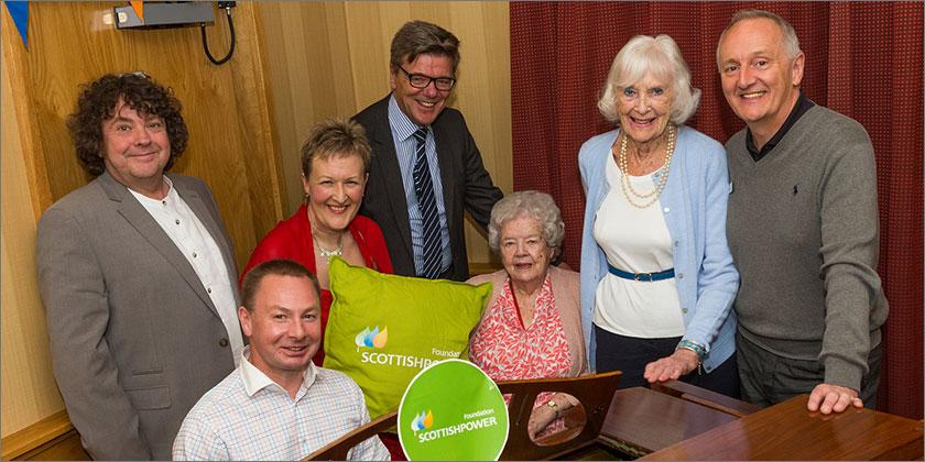 New partnership hits the right notes in Wales - ScottishPower Foundation to support Music in Hospitals