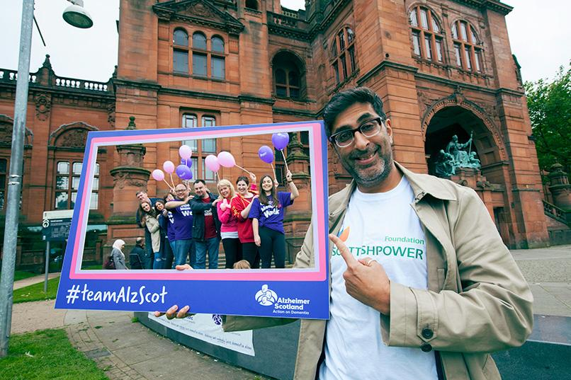ScottishPower Foundation 2017 - Alzheimer Scotland