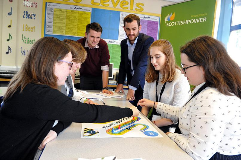 ScottishPower Foundation 2017 - Young Enterprise