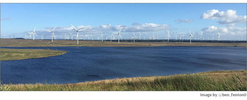 Whitelee: The World's Most Instagrammed Windfarm?