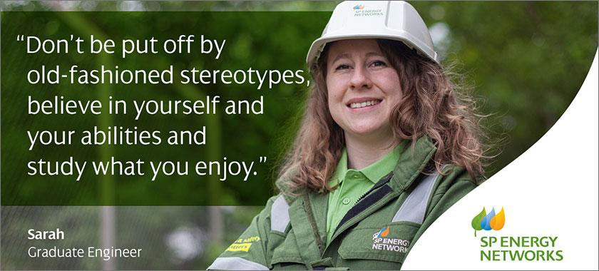 ScottishPower proud to sponsor Top 50 Influential Women in Engineering list