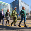 ScottishPower - The Daily Mile Workplace